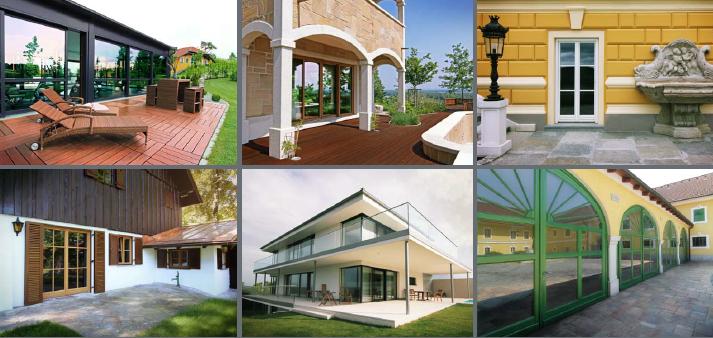 创意别墅大棚设计方案